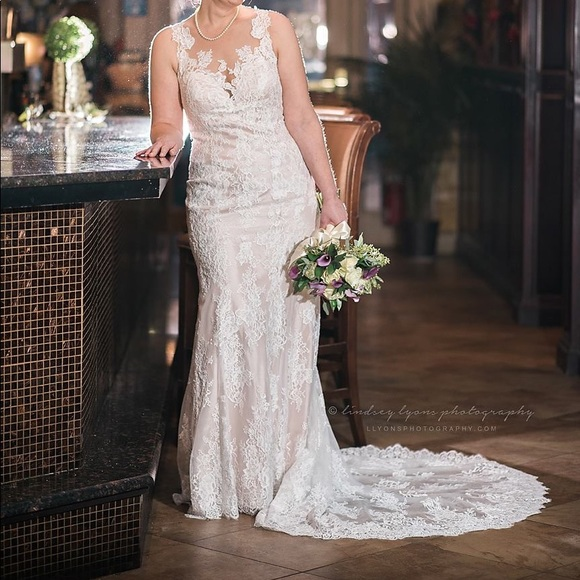 Allure Bridals 9455 Dress